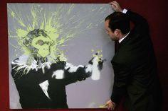 30 cose di Banksy - Il Post