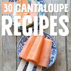 Here are 30 Paleo Cantaloupe Recipes Cantaloupe And Melon, Cantaloupe Recipes, Radish Recipes, Fruit Recipes, Summer Recipes, Paleo Recipes, Melon Recipes, Paleo Food, Copycat Recipes