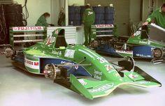 Jordan GP - 1991 Ligier, Eddie Jordan, F1 Racing, Grand Prix, Race Cars, Motorcycles, Jordans, Track, Model