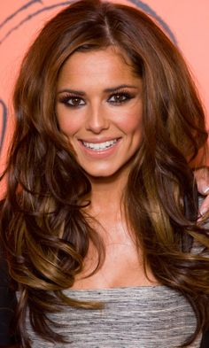 Cheryl Coles Hair At The Music Industry Trusts Awards, 2008...shes just so beautiful!
