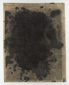 Christopher Wool New Linen 8 2012 hand-knotted silk 124 x 96 inches, 315 x 244 cm edition of 15 plus 3AP