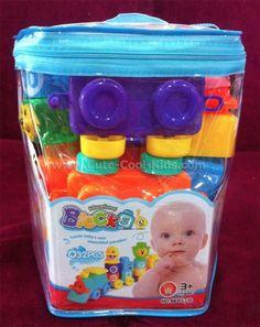 ของเล่นเด็กพร้อมส่ง -ตัวต่อถุง ~ 289.00 บาท >>