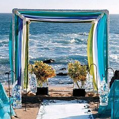 * Con B de Boda *: Cásate en la playa