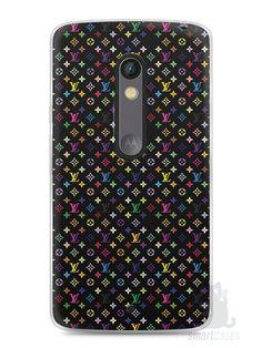 Capa Capinha Moto X Play Louis Vuitton #3 - SmartCases - Acessórios para celulares e tablets :)