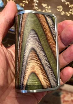WTS - Hurakan Stabilized Wood Evolve DNA 40   The Vape Trader #Hurakan #StabilizedWood #DNA40 #boxmod #TheVapeTrader