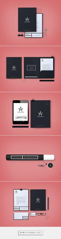 APONTE DEVELOPMENT by Pavel llyuk on Behance | Fivestar Branding – Design and Branding Agency & Inspiration Gallery