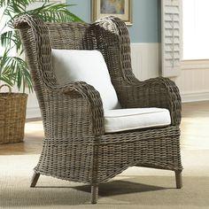 Found it at Wayfair - Exuma Arm Chair with Cushion