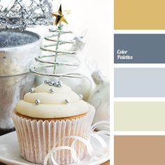 beige, blue-color, chocolate, color of gold, dark-blue, New Year color schemes, New Year colors, pale blue, palette for New Year, shades of blue, shades of brown.