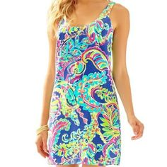 Lilly Pulitzer Poppy Dress Super cute, new with tags, never been worn! Print: multi toucan play. Lilly Pulitzer Dresses Mini