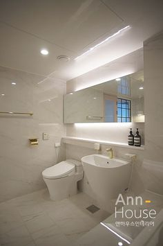 Interior Concept, Interior Design, Apartment Interior, Small Bathroom, Home And Living, Toilet, Sweet Home, Bathtub, House