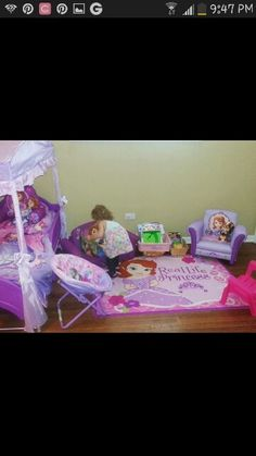 23 Best Laylas Bedroom Images In 2014 Sofia The First