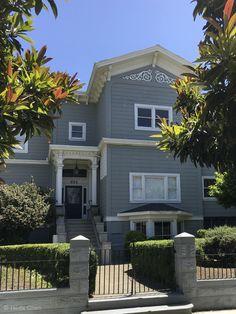 Restored Victorian, San Francisco, CA