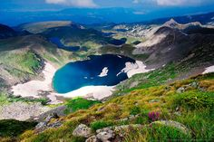 Seven Rila Lakes, Bulgaria.