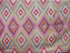 "MODERN Bohemian Turkish Kelim Rug Carpet, Handwoven Kilim Rug,Antique Kilim Rug,Decorative Kelim 72"" X 105,1"""