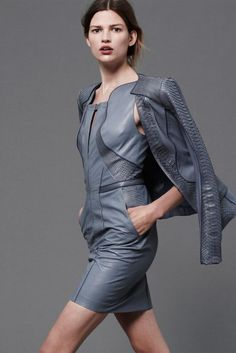 #J.Mendel Resort 2013 #Trend Leather #Trend Grey