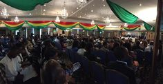 The #UNWTO Conference at the  La Palm Royal Beach #Hotel in #Ghana.  #tourism #Accra #VL