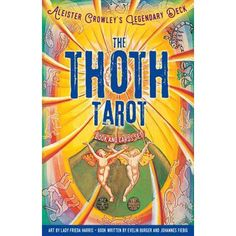A new kit featuring one of the world's bestselling and most popular tarot decks! The Thoth Tarot was the result of five years of painstaking effort by legendary Rider Waite Tarot, Aleister Crowley, Modern Witch, Major Arcana, Yoga For Kids, Oracle Cards, Tarot Decks, Tarot Cards, Magick