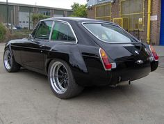 MGB+GT+Sebring | Toms MGB GT V8 Sebring 216