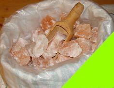 5 x 1kg Himalaya* Salz Kristallsalz Brocken Premiumqualität Himalayasalz*