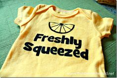 "Fun ""Freshly Squeeze"