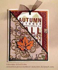 tag card by Maureen O'Sullivan using CTMH Huntington paper