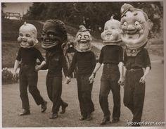 Carnival Heads