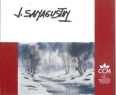 Javier Sanagustín expone acuarelas en  Caja Castilla-La Mancha Noviembre 1996 #CajaCastillaMancha #Cuenca #JavierSanagustin