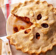 Mixed Dried Fruit Pie Recipe