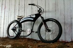 Voltage Cycle Sport model has range between 30-40 miles on charge.