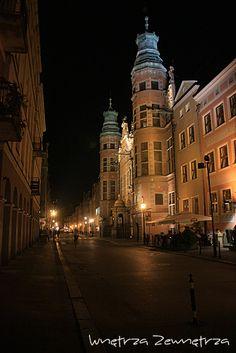 Gdańsk nocą, 2013