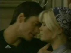 Ejami - 11/20/06 - Ej Knocks On Samis Door, Grabs Her And Kisses Her. Ej Knows That Sami Is Tricking Him. Ej Gets Very Aggressive And Lucas Comes To The Rescue