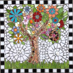 The Enchanted Tree 41cm x 41cm