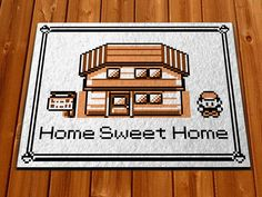 Pokemon Doormat