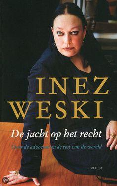 De jacht op het recht - Inez Weski