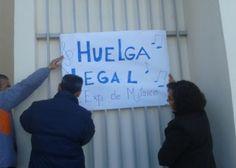 Profesores de Escuela de Música de La Serena se encuentran en huelga | El Observatodo.cl, Noticias de La Serena y Coquimbo