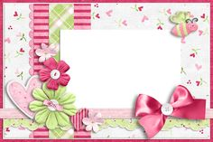 *** Cute Flowers Frame ***