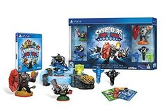 Skylanders Trap Team Dark Edition Starter Pack  PlayStation 4 by Activision *** See this great product. Note:It is Affiliate Link to Amazon.