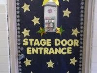 Hollywood Theme Classroom | Hollywood and Movie Themed Back To School Door Display and Bulletin ...