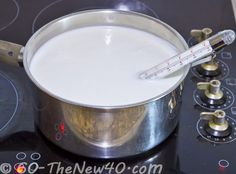 Goat's Milk Yogurt - I am not an authority butI make the bestgoat's milk yogurt! It can be used for ice cream and many other recipes