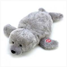Singing And Dancing Seal Of Love Huggable Plush Stuffed Toy #Sylink