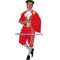 DisfracesMimo, disfraz torero adulto.El realismo de este traje de luces te hará brillar en Fiestas de Disfraces, Carnavales o en Celebraciones como las Despedidas de Soltero.