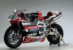 Over Racing OV23XV racer powered by air cooled big twin from Yamaha MT-01 and Warrior.