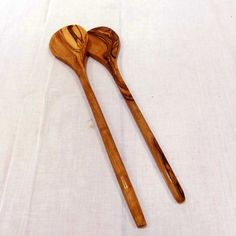 Handmade Wooden Spoon Round - solivewood.com