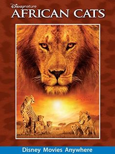 Disneynature African Cats Amazon Instant Video ~ Samuel L. Jackson…