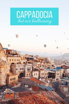 Cappadocia in Turkey has become a popular tourist spot not only thanks to its beautiful landscape, but also because hundreds of hot air balloons fly over it every day. If you're curious what hot air ballooning in Cappadocia (or anywhere for that matter) is like, this is the post for you. You will learn what to bring, which companies are best, how much it costs and what to expect as the balloon lifts off the ground...
