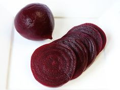 Beets: For an easy recipe, just brush with a little olive oil, wrap in foil, and toss on the grill—it will help keep them tender and juicy. #healthy #grilling