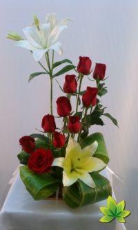 Arreglos Florales Amor y Romance | Florería Oli La Piedad #Arreglosflorales