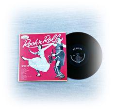 Vintage Rock N' Roll on Mercury Records MG 20088 Red Prysock, 1956