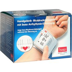 BOSO medilife S: Handgelenk-Blutdruckmessgerät  Packungsinhalt: 1 St PZN: 02128483 Hersteller: Bosch + Sohn GmbH & Co. Preis: 27,90 EUR…