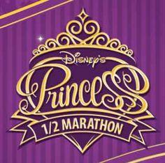 Run the Disney Princess Half Marathon - I wanna someday :)